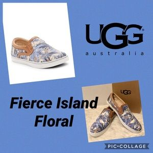 New in box Ugg Fierce Loafers Size 9